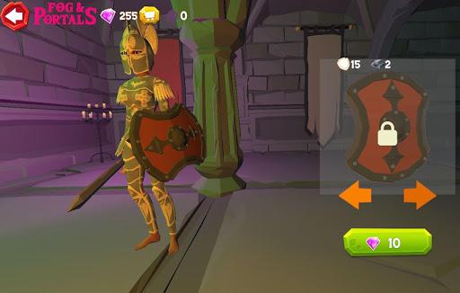 Fog & Portals - Game Maker and story quests screenshots 3