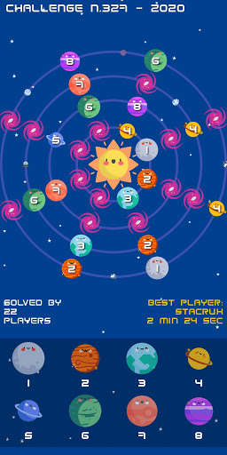 Orbit Balance - Puzzle game - Sudoku goes to space 1.13 screenshots 5