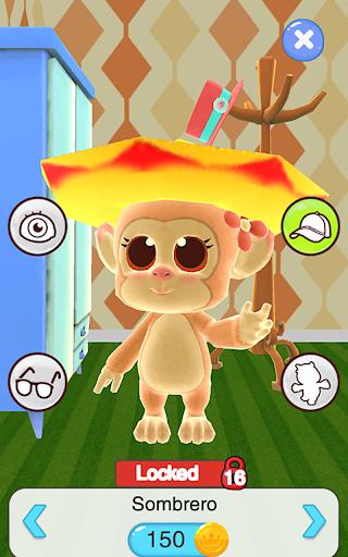 Talking Monkey 2.26 screenshots 14