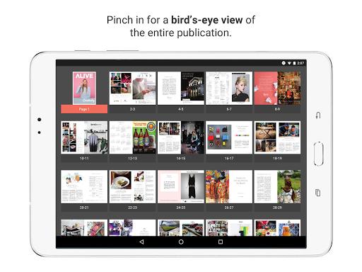 Issuu - u201cCreate & Discover Storiesu201d apktram screenshots 15