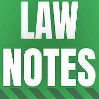 Law Notes