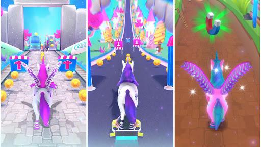Magical Pony Run - Unicorn Runner 1.6 screenshots 4