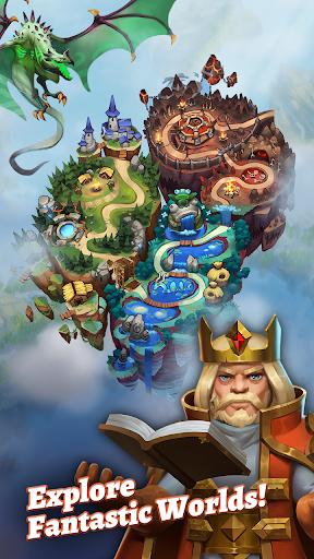 Dragon Strike: Puzzle RPG 0.3.7 screenshots 4