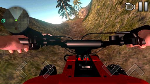 atv downhill rider screenshot 1