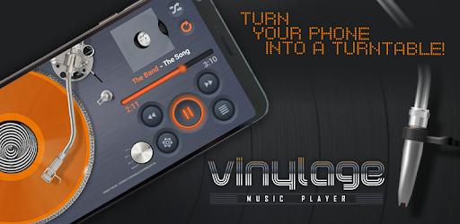 Vinylage Music Player Mod By ChiaSeAPK.Com