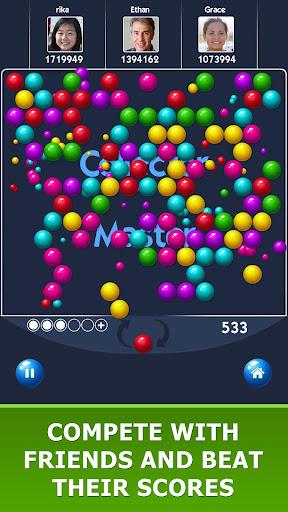 Bubble Puzzle: Hit the Bubble Free 7.2.8 screenshots 5