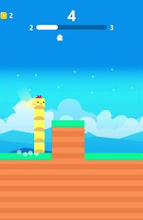 Image For Stacky Bird: Hyper Casual Flying Birdie Dash Game Versi 1.0.1.61 8