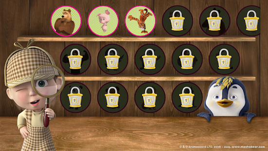 Free games: Masha and the Bear 1.4.7 Screenshots 8