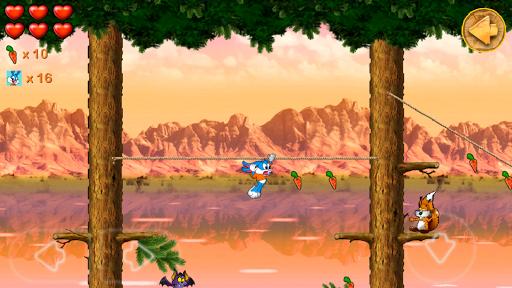 Beeny Rabbit Adventure Platformer World 2.9.1 screenshots 19