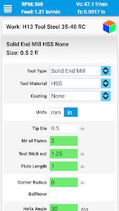 FSWizard Machinist Calculator 2.0.5