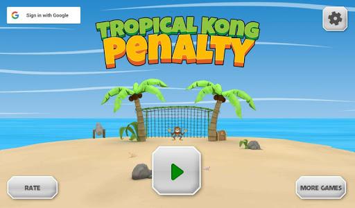 Tropical Kong Penalty screenshots 5