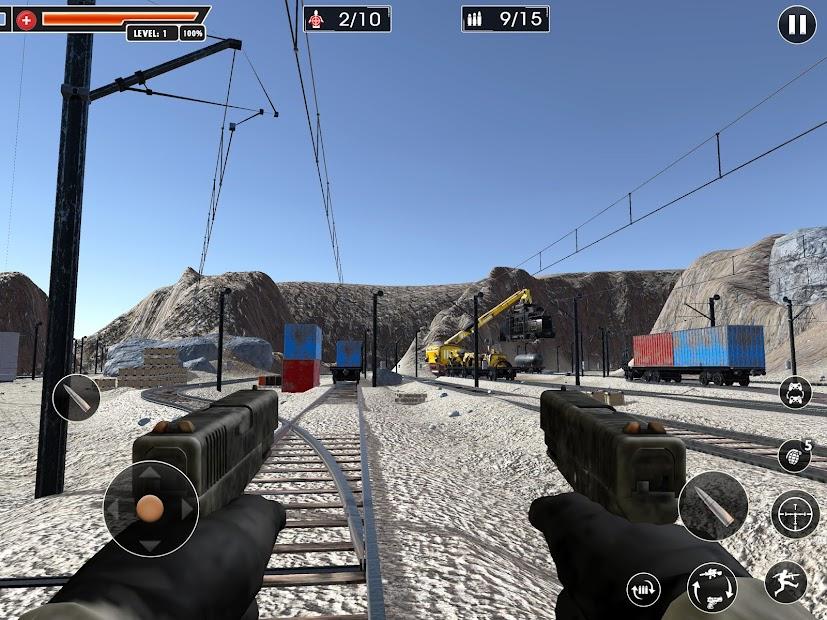 Captura 9 de Rangers Honor: Juegos Disparos juegos de pistolas para android