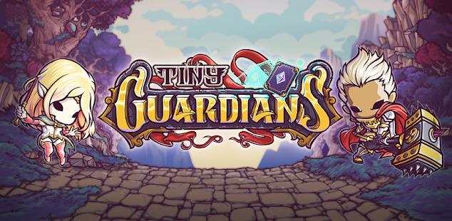 Скриншот №1 к Tiny Guardians