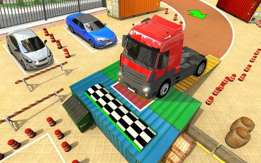 New Truck Parking 2020: Hard PvP Car Parking Games  screenshots 7
