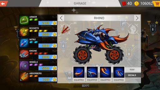 Mad Truck Challenge - Shooting Fun Race 1.5 Screenshots 4