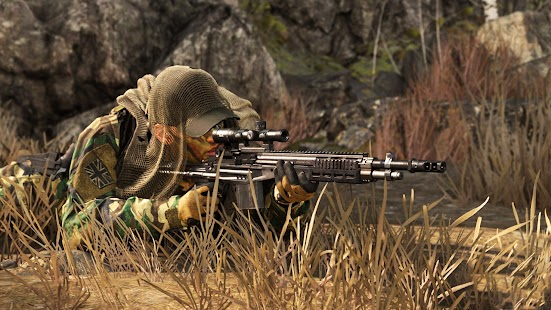 Sniper 3D Shooter- Free Gun Shooting Game Screenshot