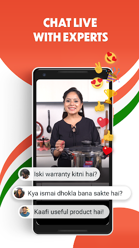Bulbul - Online Video Shopping App | Made In India android2mod screenshots 2