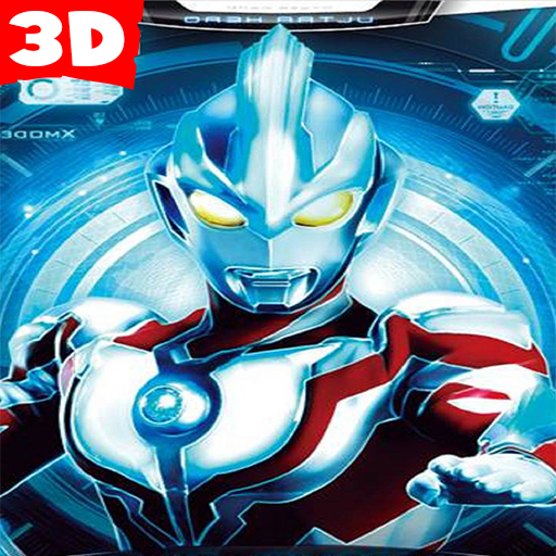 Ultrafighter3D Ginga Legend Fighting Heroes