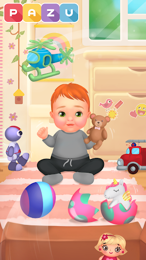Chic Baby 2 - Dress up & baby care games for kids  screenshots 3