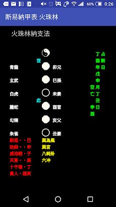 断易・五行易 納甲表 火珠林納支法のおすすめ画像3