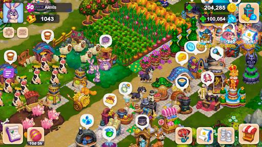 Royal Farm modiapk screenshots 1