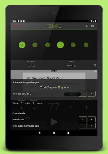 Metronome screenshot 12