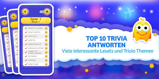 Top 10 Trivia Quiz - Quizfragen 1.16 screenshots 3