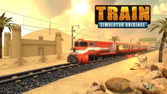 Train Simulator - Free Games