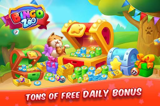 Bingo Zoo-Bingo Games! 1.13.0 screenshots 5