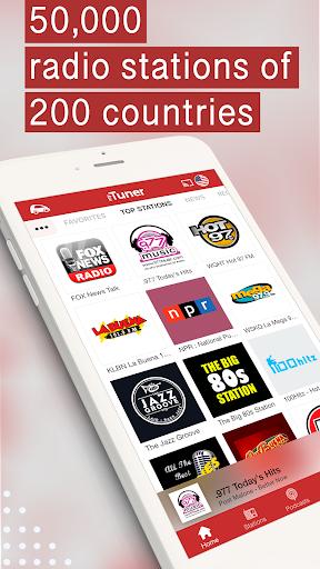 myTuner Radio and Podcasts 7.9.56 Screenshots 1