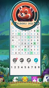 Free Sudoku 2021  Free Puzzle Brain Test Apk Download 2021 5