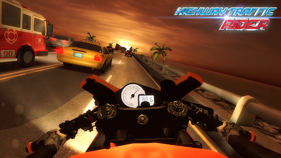 Highway Traffic Rider Screenshot