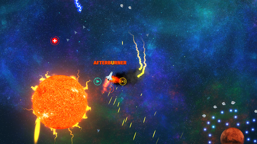 Space Storm: Asteroids Attack 1.2.1 screenshots 1