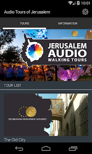Audio Tours of Jerusalem For Pc – Free Download For Windows 7, 8, 10 Or Mac Os X 1