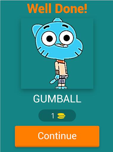 Gumball Quiz 8.8.3z screenshots 16