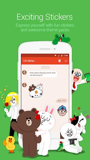 LINE: Free Calls & Messages 10.15.0 Screenshots 3