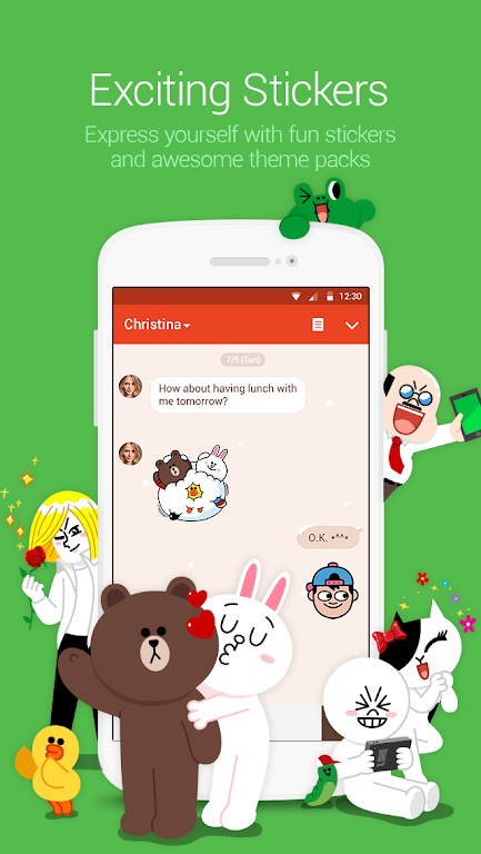 LINE: Free Calls & Messages  poster 2
