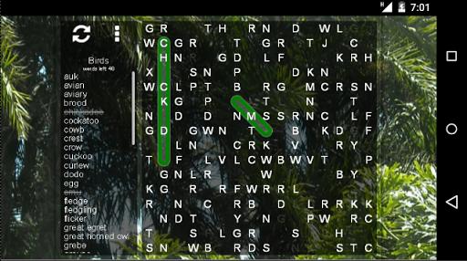 word seek deluxe screenshot 2