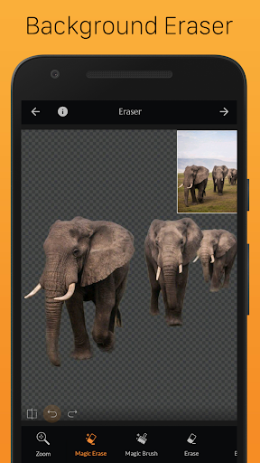 PhotoCut - Background Eraser & CutOut Photo Editor 1.0.6 Screenshots 3