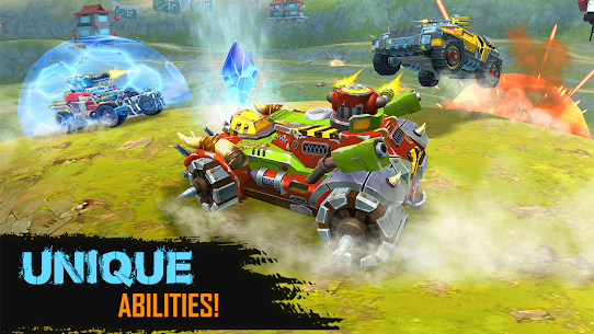 Cars of War 0.38.572 Android APK Mod 3
