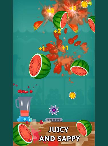 Crazy Juicer - Slice Fruit Game for Free screenshots 8