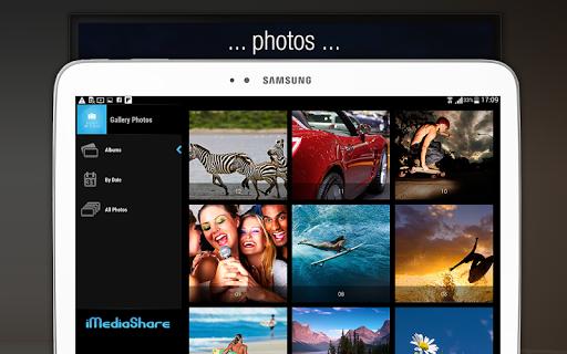 iMediaShare u2013 Photos & Music 1.0.10 Screenshots 9