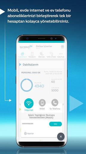 Tu00fcrk Telekom Online u0130u015flemler 9.1.1 Screenshots 6