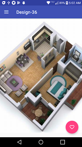 3d Home designs layouts 9.7 Screenshots 4