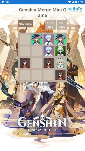 Code Triche Genshin Merge - Mini Game (Astuce) APK MOD screenshots 5