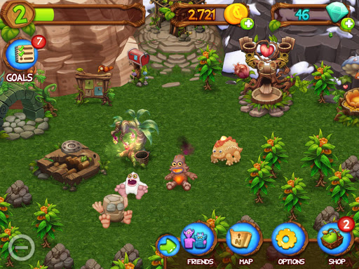 My Singing Monsters: Dawn of Fire 2.5.0 Screenshots 12