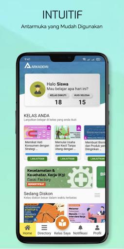 Arkademi android2mod screenshots 8