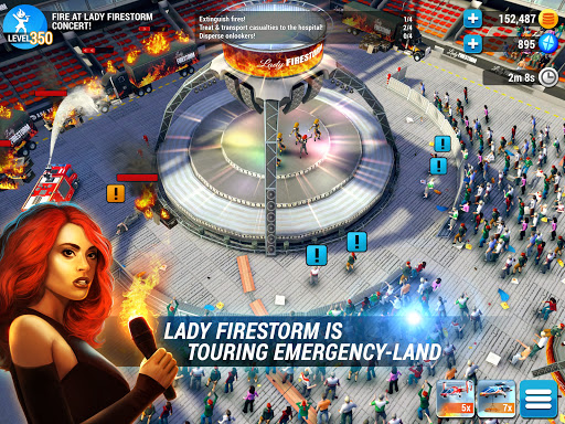 EMERGENCY HQ - free rescue strategy game 1.5.06 screenshots 8