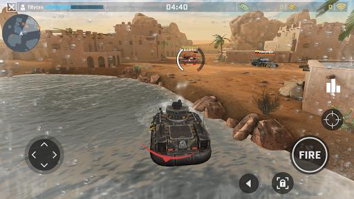Massive Warfare: Helicopter vs Tank Battles 1.54.205 screenshots 5
