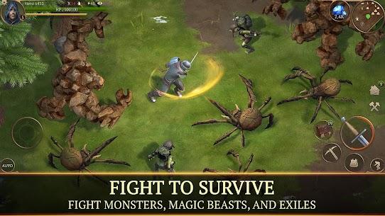 Baixar Stormfall Saga of Survival MOD APK 1.14.7 – {Versão atualizada} 4
